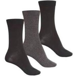 Frye Co. Supersoft Crew Socks 3-Pk NWT SZ M 5- 10